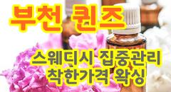 부천 송내 퀸스테라피-스웨디시 & 왁싱(탈모,투피,페이스)